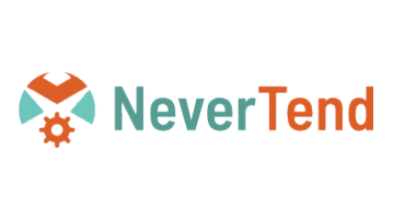 Logo for Nevertend.com