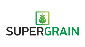 Logo for Supergrain.com