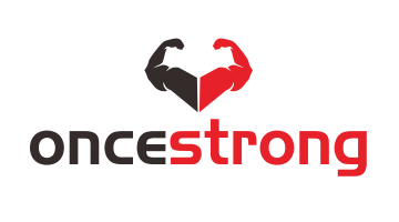Logo for Oncestrong.com