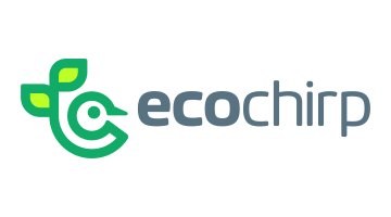 Logo for Ecochirp.com