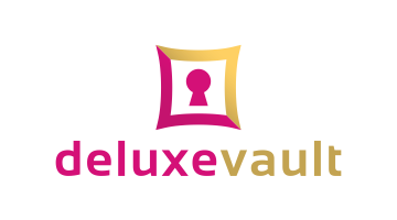 Logo for Deluxevault.com