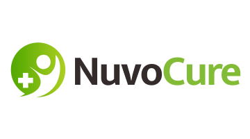 Logo for Nuvocure.com