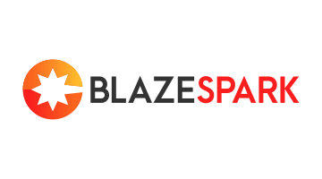 Logo for Blazespark.com