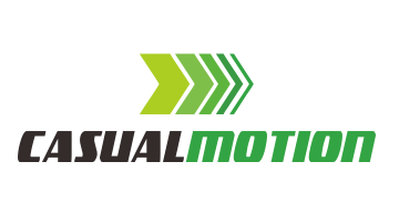 Logo for Casualmotion.com