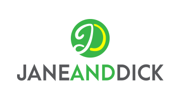 Logo for Janeanddick.com