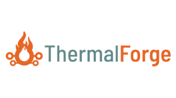 Logo for Thermalforge.com