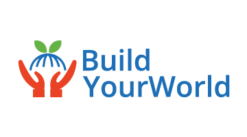 Logo for Buildyourworld.com