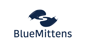 Logo for Bluemittens.com
