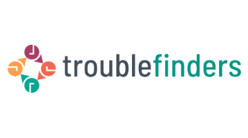 Logo for Troublefinders.com