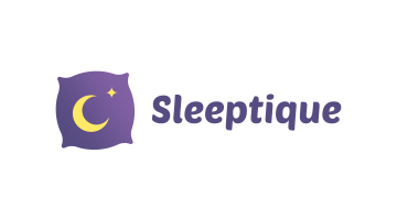 Logo for Sleeptique.com