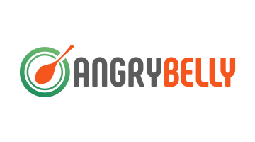 Logo for Angrybelly.com