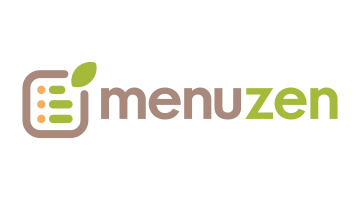 Logo for Menuzen.com