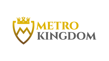 Logo for Metrokingdom.com