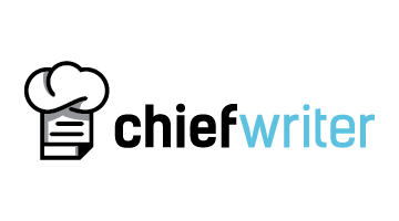 Logo for Chiefwriter.com