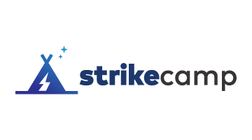 Logo for Strikecamp.com
