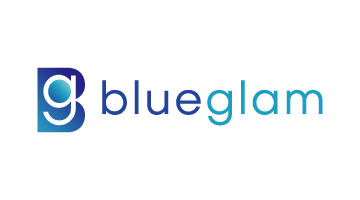 Logo for Blueglam.com