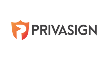 Logo for Privasign.com
