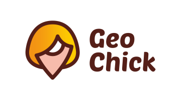 Logo for Geochick.com