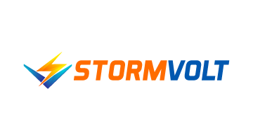 Logo for Stormvolt.com