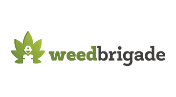 Logo for Weedbrigade.com
