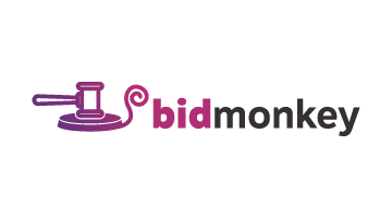 Logo for Bidmonkey.com