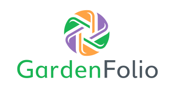 Logo for Gardenfolio.com