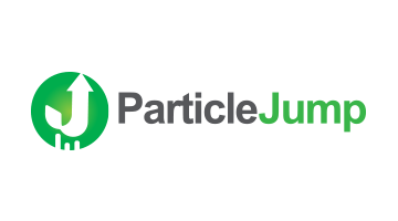 Logo for Particlejump.com
