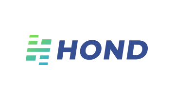 Logo for Hond.com