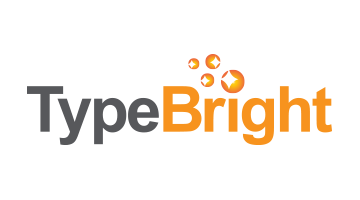 Logo for Typebright.com