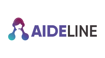 Logo for Aideline.com