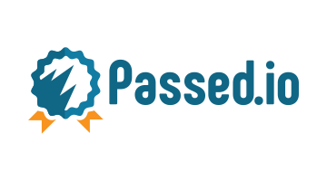 Logo for Passed.io