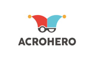 Logo for Acrohero.com