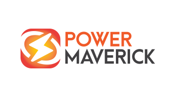 Logo for Powermaverick.com