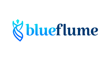 Logo for Blueflume.com