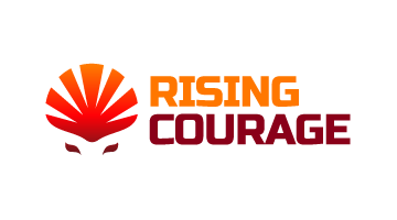 Logo for Risingcourage.com