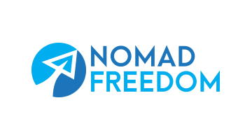 Logo for Nomadfreedom.com
