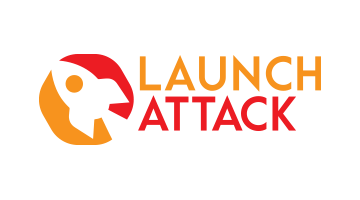 Logo for Launchattack.com