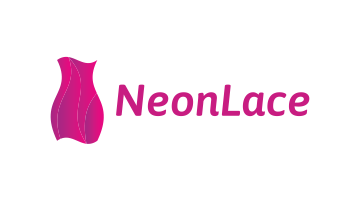 Logo for Neonlace.com