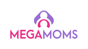 Logo for Megamoms.com