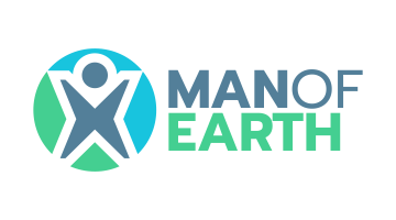 Logo for Manofearth.com