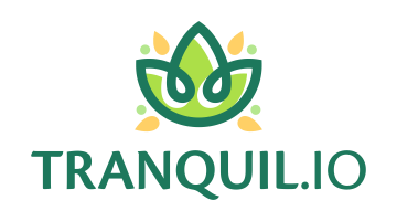 Logo for Tranquil.io