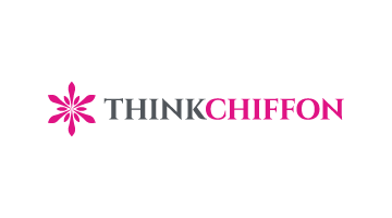 Logo for Thinkchiffon.com