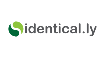 Logo for Identical.ly