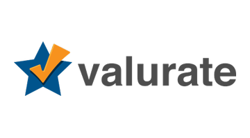 Logo for Valurate.com
