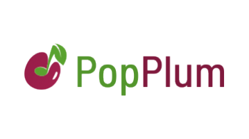 Logo for Popplum.com