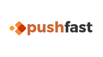 Logo for Pushfast.com