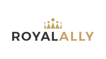 Logo for Royalally.com