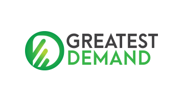 Logo for Greatestdemand.com