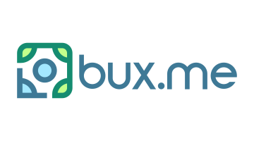 Logo for Bux.me