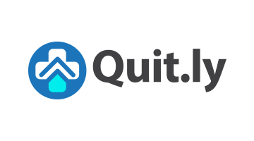 Logo for Quit.ly